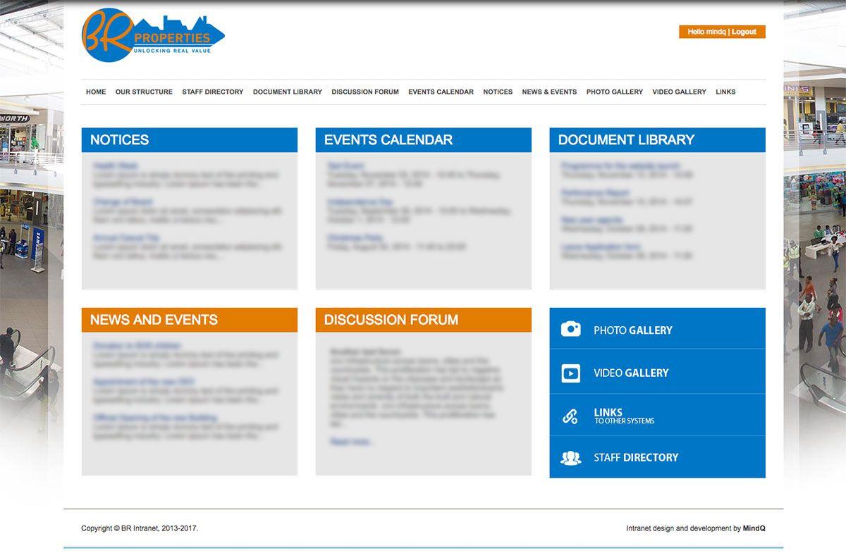 Web Design Client Forms