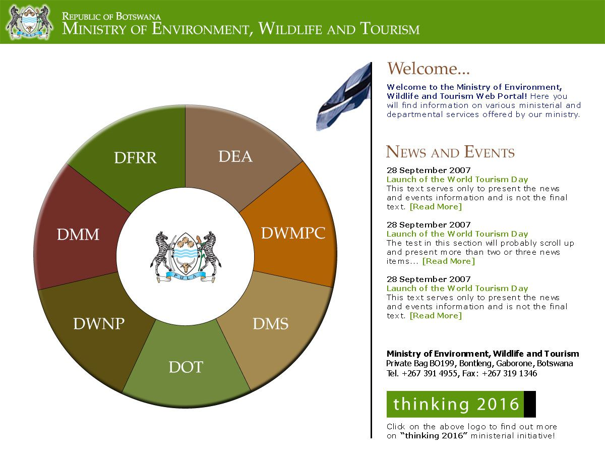 tourism and the environment Tourism and the environment mass tourism and discriminating tourists, who are only pre-occupied with the big five mentality have in the past years contributed to.